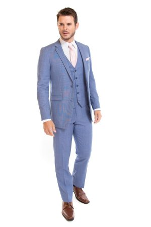 Cornflower Brunswick by Allure Men image